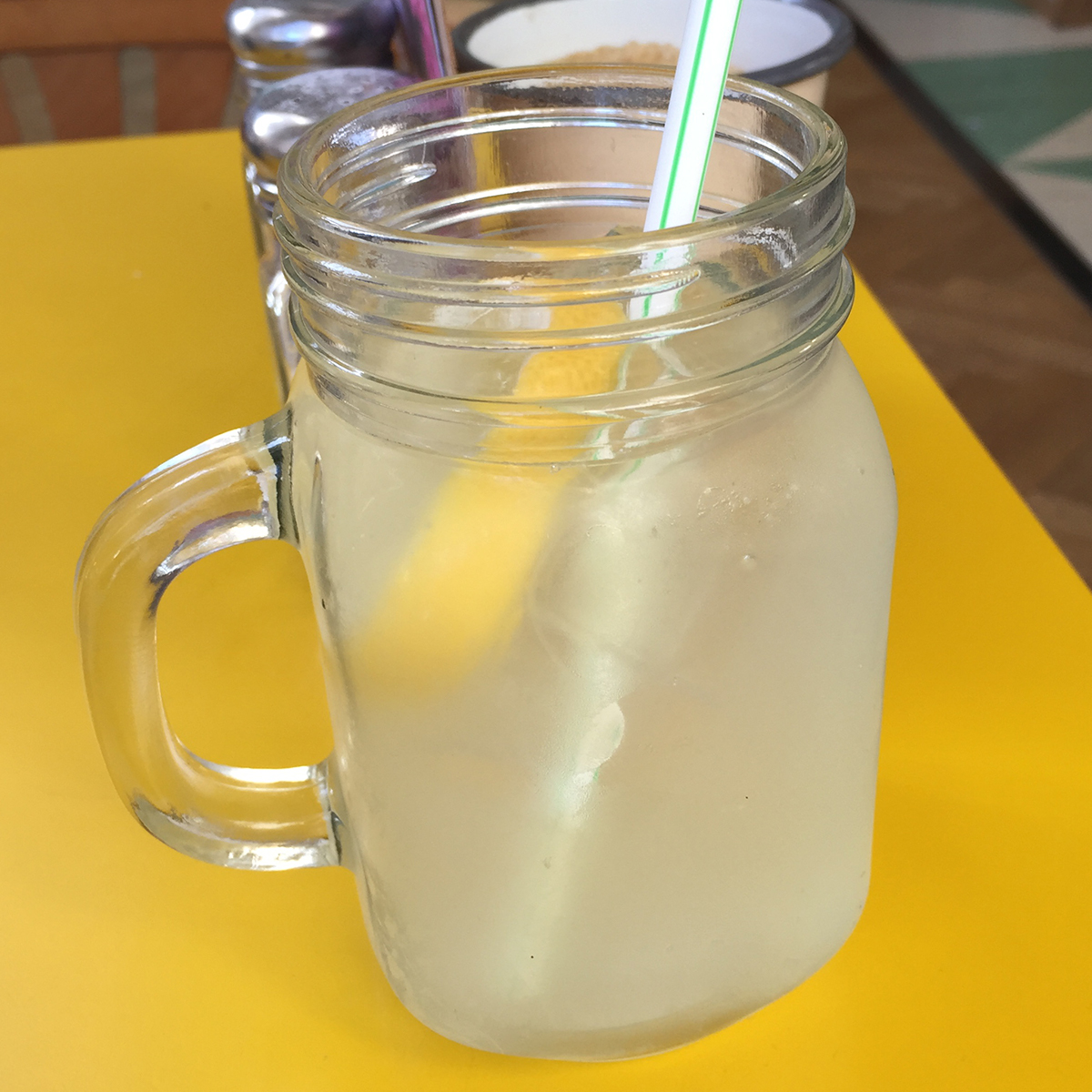 Home made lemonade
