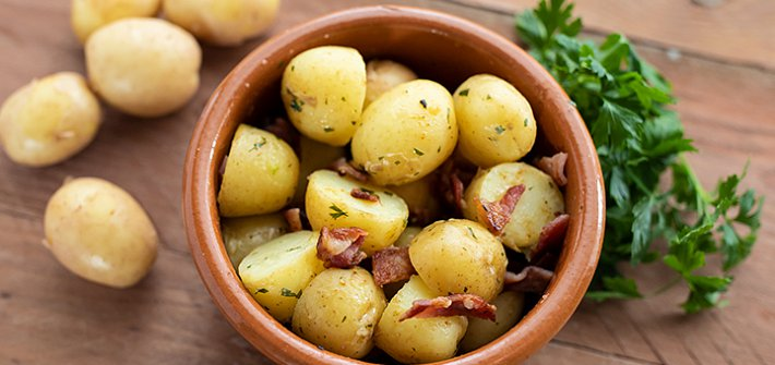 Norfolk Peer potato salad