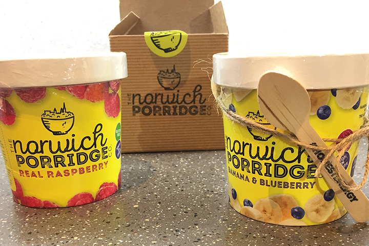 The Norwich Porridge company