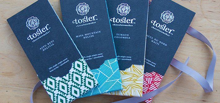 Tosier bean-to-bar chocolate